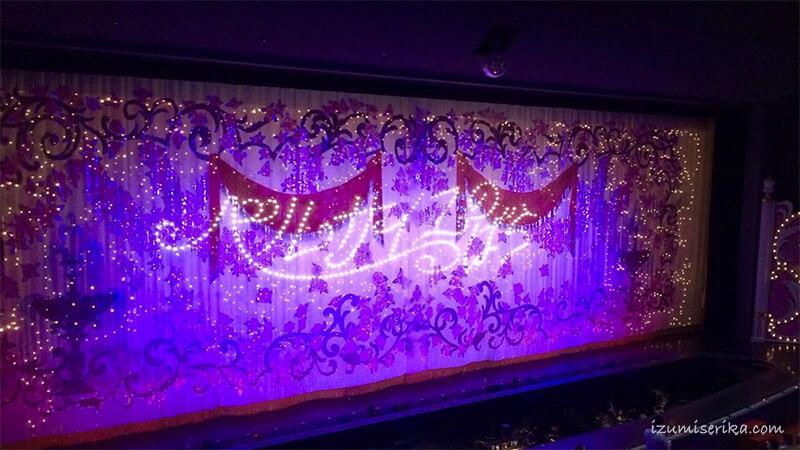 ベルサイユのばらの舞台