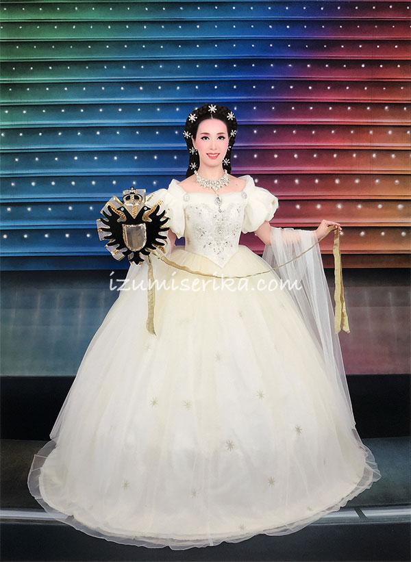 宝塚ステージスタジオ鏡の間エリザベート