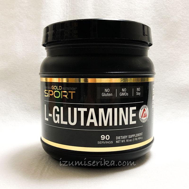 ダイエット中の女性におすすめサプリメント-iHerbオリジナルLグルタミン