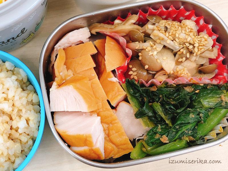 高タンパク質で低カロリーな食べ物01